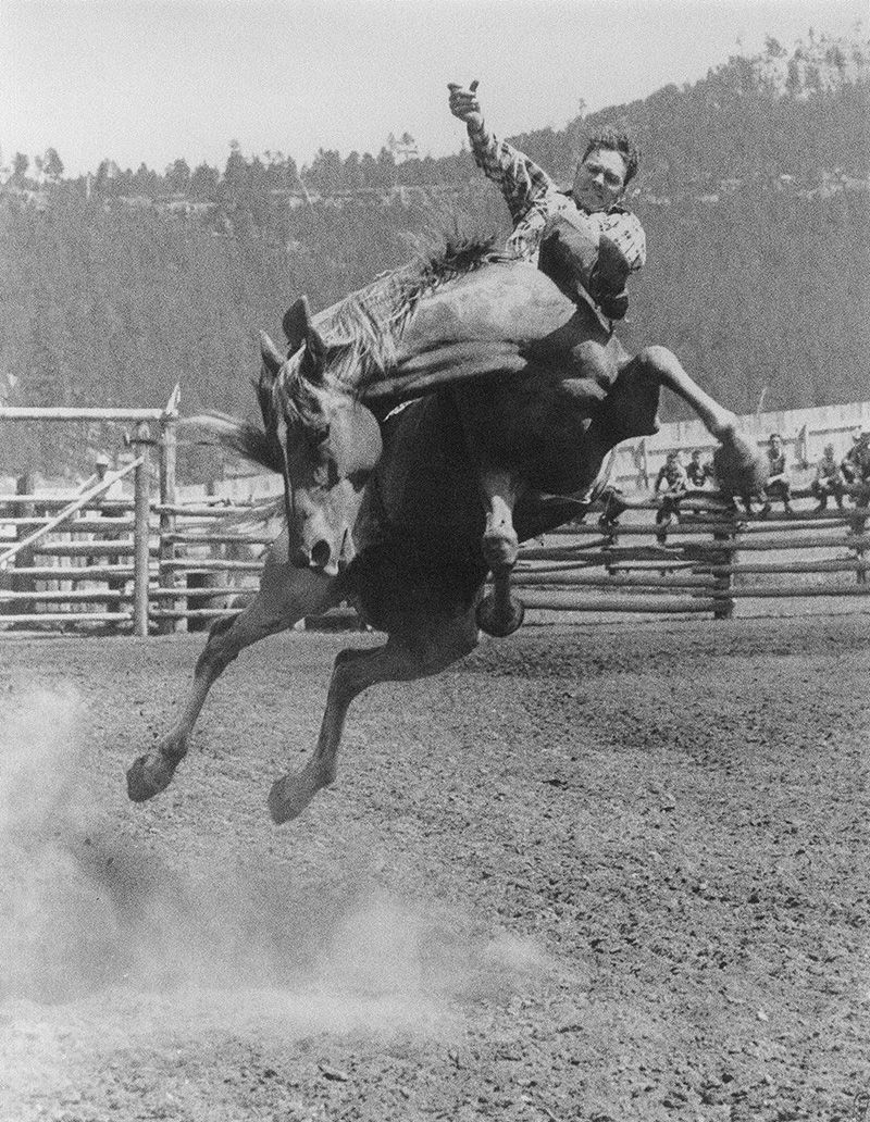 Casey riding Easy Money Bronc CROP for web